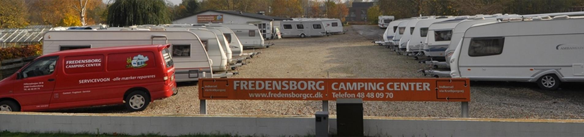 Fredensborg Camping Center